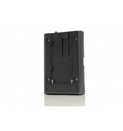 Sony L DV Battery Plate