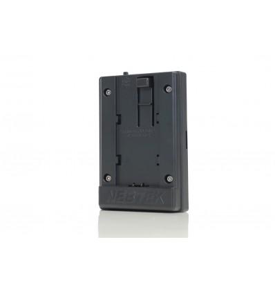 Panasonic DV Battery Plate