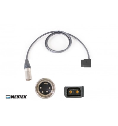 NEBTEK XLR to PowerTap Power Cable