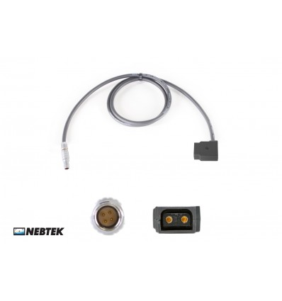 NEBTEK Red to Power-tap Power Cable