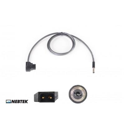 NEBTEK PowerTap to Blackmagic Power Cable