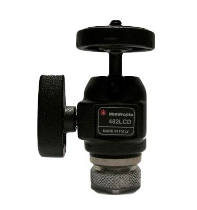Manfrotto Mini Ball Head with Hotshoe