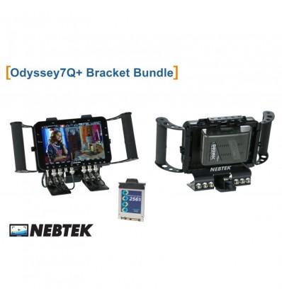 Odyssey7Q+ and NEBTEK Power Bracket Bundle