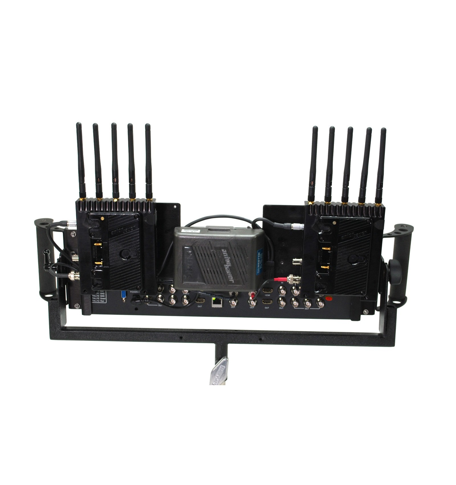 Camera Monitoring System : Playback system wingspan complete monitoring nebtek