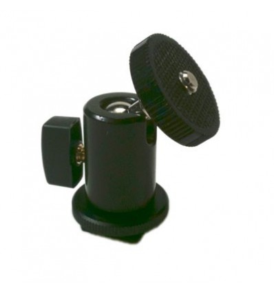 Hotshoe Ball Mount