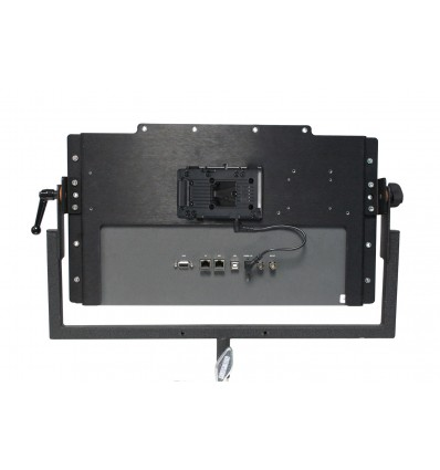 NEBTEK Blackmagic Smartview HD Bracket IDX Plate