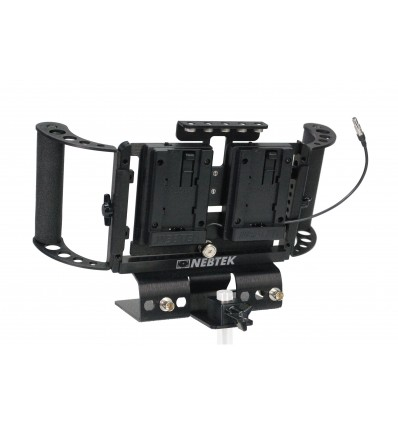 Odyssey7 Power Bracket Dual DV (Panasonic)