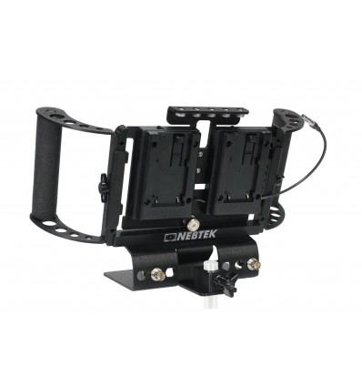 Odyssey7 Power Bracket Dual DV (JVC)