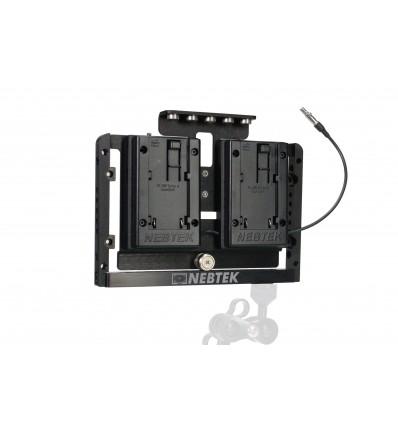 Odyssey7 Power Cage Dual JVC