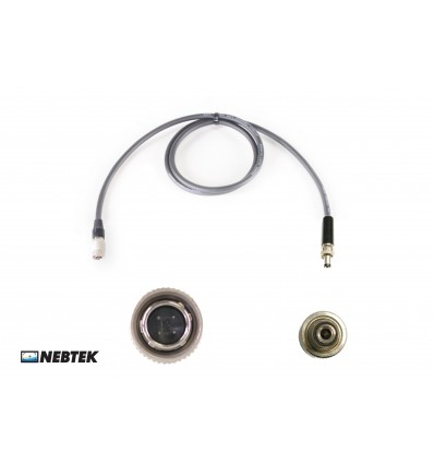 NEBTEK Sony to Decimator (2.5mm) Power Cable