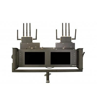 Teradek Deluxe Dual Kit with Monitor