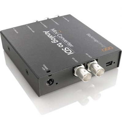 BlackMagic SDI-Analog Converter