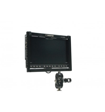 PIX-E7 Power Cage with V-mount Battery Adapter