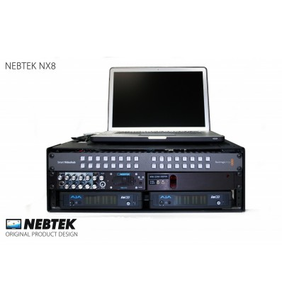 NEBTEK NX8 | Turnkey QTAKE HD System w/Speak On