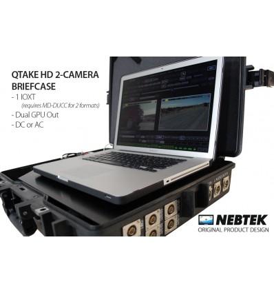 NEBTEK Briefcase X2