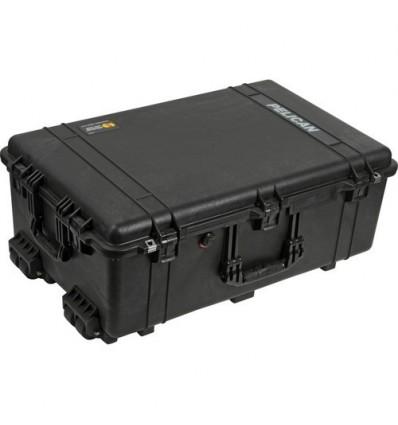 Pelican 1650 Case (Black with Foam)