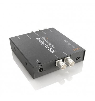 Blackmagic Mini Converter - Analog to SDI