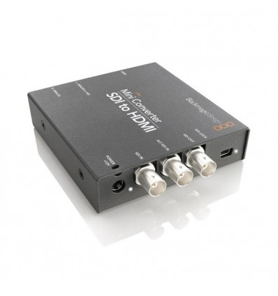 Blackmagic Mini Converter - SDI to HDMI