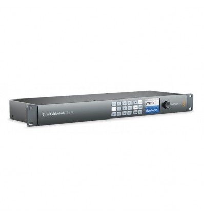 Blackmagic Design Smart Videohub 4K 12x12