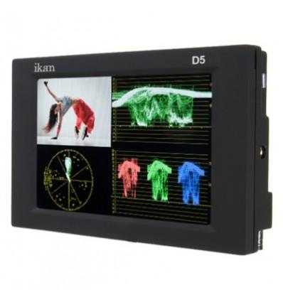 "5.6"" 3G-SDI LCD Monitor w/ Hi-Def Panel (Waveform)"